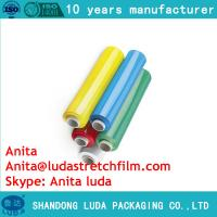 Wholesale Luda LOWEST price in China 100% virgin LLDPE Stretch Film from china suppliers