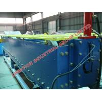 Wholesale Auto PLC Gutter Roll Forming Machine / Cold Roll Forming Equipment With 3 Tons Decoiler from china suppliers