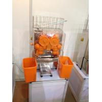Wholesale Stainless Steel Automatic Orange Juicer Machine / Fruit Juice Extracting Machines from china suppliers