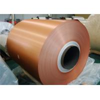 Wholesale Color Coated Aluminum Coil / Mirror Finish Aluminum Sheet for Anodizing from china suppliers
