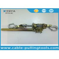 Wholesale 1 Ton Double Hook Wire Rope Puller Cable Puller for Tightening Wire from china suppliers