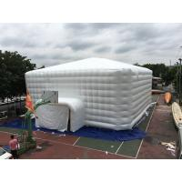 Wholesale Durable Super Giant Inflatable Tent White Air Building Structure For Event / Party from china suppliers