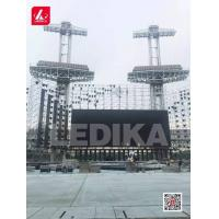 Wholesale Strong Material Lighting/ Speaker Standing Layer Truss For Outdoor / Indoor Concert from china suppliers