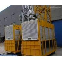 Wholesale building lifts Construction industrial rack and pinion elevator manufacturers from china suppliers