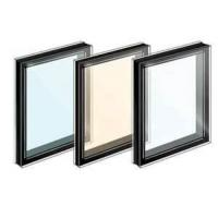 Wholesale Commercial high abrasion scratch resistance low e coating glass for office window from china suppliers