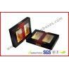 Buy cheap Matt Varnish Foil Paper Cigar Gift Box With Golden / Cigar Gift Sets from wholesalers