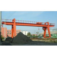 Wholesale Electric Travelling Heavy Duty Single Girder Gantry Crane , Launching Gantry Crane 50T from china suppliers