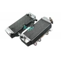 Wholesale Aluminum Racing Radiator / Aluminum Motorcycle Radiator For 2001-2005 Yamaha YZ250F/WR250F from china suppliers