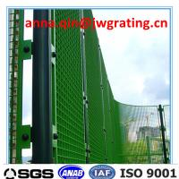 Quality Painted Steel Fence Panels from hebei jiuwang for sale