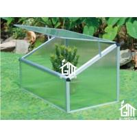 Wholesale 100 x 60 x 60cm Silver Color Cold Frame Series Garden Greenhouse from china suppliers