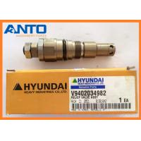 Wholesale V9402034982 Relief Valve Assy Applied To Hyundai Excavator R210LC3 R250LC3 R200W3 from china suppliers