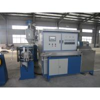 Buy cheap Automatic Twin Screw PVC Extrusion Machine , Pvc Wire Coating Machine ISO9001 from wholesalers