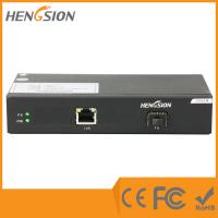 Wholesale 10Gbps Gigabit Unmanaged Switch , 1 Gigabit Ethernet / SFP Fiber Network Switch from china suppliers