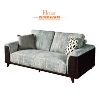 Buy cheap Modern Lobby Furniture Leisure Hotel Loose Lounge 2 Seats Chesterfield Sofa from wholesalers