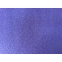 Wholesale 390g/M English Wool Fabric Purple Color , Heavy Wool Fabric Super Soft from china suppliers