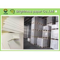 Wholesale High Brightness White Back Duplex Board 2 Side White Environmental Friendly from china suppliers