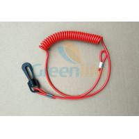 Wholesale Popular Red Jet-ski Floating Standard Waverunner Lanyard for Security&Anti-dropping from china suppliers