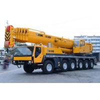 Buy cheap Extended Boom Hydraulic Mobile Crane Large Working Scope XCT220 from wholesalers
