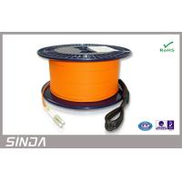 Wholesale Launch Cable Box Fiber Optic Patch Cord OTDR G652.D 0.5KM / 1KM / 2KM test dead zone from china suppliers
