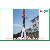 Wholesale 2 Leg Rip-stop Nylon Durable Advertising Inflatable Air Dancer H3m - H8m from china suppliers