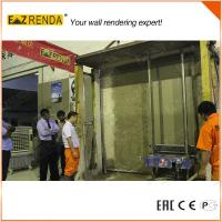 Quality 220V EZ RENDA Wall Rendering Machine with Hydraulic power System for sale