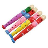 Wholesale Wooden Flutes, Wooden Musical Toys from china suppliers