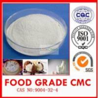 Wholesale Cellulose Gum Food Additive Stabilizer For Drinks CMC CAS No. 9004-32-04 99.5% Purity from china suppliers