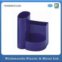 Wholesale Industrial Injection Molded Plastic Pen Holder / Plastic Container ISO 9001 from china suppliers
