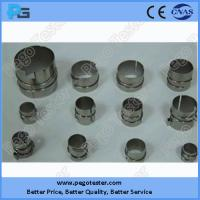 Wholesale IEC60360 E14/E20/B22/B15 Temperature Rising Nickel Lampholders from china suppliers