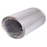 Wholesale Anodizing Drilling Extruded Aluminum Heatsink Round 6063 T6 from china suppliers