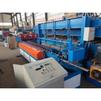 Wholesale PLC control 16 Roller Shutter Door / door frame roll forming machine from china suppliers
