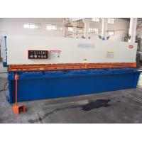 Wholesale 6×2500 Hydraulic Swing Beam Shearing machine metal sheet cutter from china suppliers