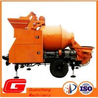 Wholesale Small Electric Mortar Cement Concrete Pumping Machine HBT30 from china suppliers