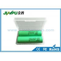 Wholesale 2500Mah 18650 High Drain Li - Ion Battery Cell For Power Tools / Power Toys from china suppliers