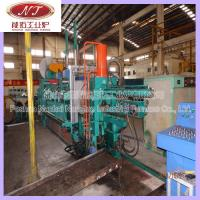 Buy cheap gas type aluminum billet heating furnace with cutting machine guangdong from wholesalers