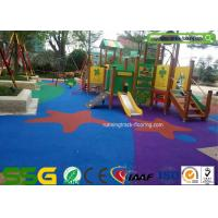 Wholesale EPDM Rubber Mat Flooring for Playground/Athletic Running Track from china suppliers