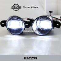 Wholesale Sell Nissan Altima car fog light LED daytime driving lights drl factory from china suppliers