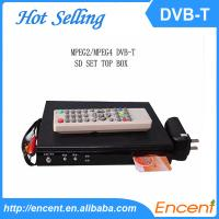 Buy cheap HD DVB-T Set Top Box (SDC-3000A) from wholesalers