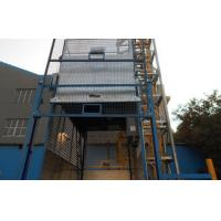 Wholesale Safety Rack and Pinion Hoist for Construction Material and Personal , Single Lifting Cage from china suppliers