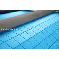 Artificial Turf Shock Pad Underlay For baseball Field , Artificial Grass Underlay
