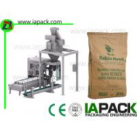 Wholesale 20kg Flour Powder Filling And Sealing Machine Speed 5 Bags/min from china suppliers
