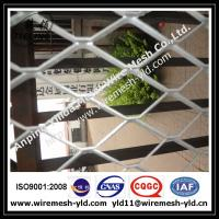 Wholesale 3.0mm mild steel,30*60mm opening hole expanded metal sheet,expanded wire mesh for fence from china suppliers