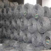 Quality Electro Galvanized Barbed wire for sale