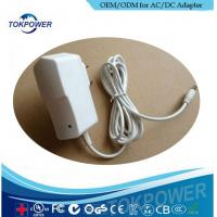 Quality White power supply 13.8V 1a lead acid battery charger automatically disconnect for sale