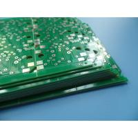 Wholesale 35µm Copper.6mm Single Layer PCB Design And Fabrication HASL Pb Free from china suppliers