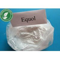 Wholesale Bulking Raw Steroid Powders Equol Muscle Growth Steroid CAS 531-95-3 from china suppliers