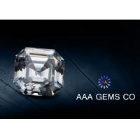 Wholesale Synthetic Jewelry Asscher Cut Moissanite 4 Carat Marquise Moissanite from china suppliers