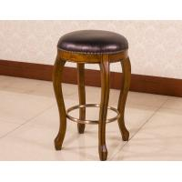 Wholesale Microfiber Leather Hotel Modern Bar Chairs / Cafe Restaurant Club Bar Stools from china suppliers
