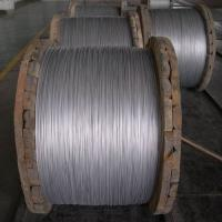 Wholesale Overhead Conductor Alumoweld Guy Wire For Coastal Areas , Volcanic Areas from china suppliers