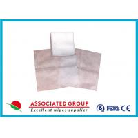 Wholesale Antibacterial Disposable Nonwoven Gauze Swabs 10 X 10 Household Size Design from china suppliers